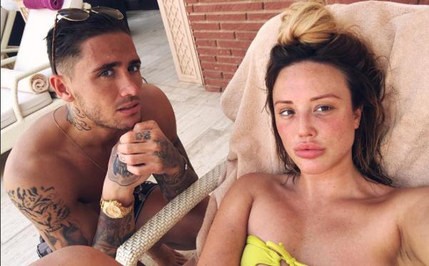 Stephen Bear Charlotte Crosby