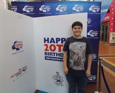 The Red Dragon Centre's 20th Birthday Week 1