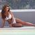 Image 6: Jesy Nelson shows off her impressive bikini body o