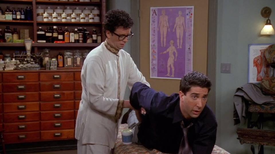 Ross Friends Massage