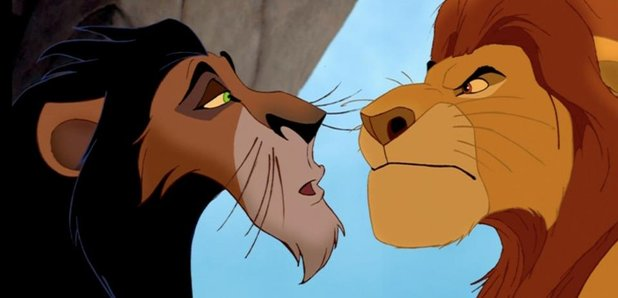 Lion King Scar And Mufasa Well, It Turns Out Tha...