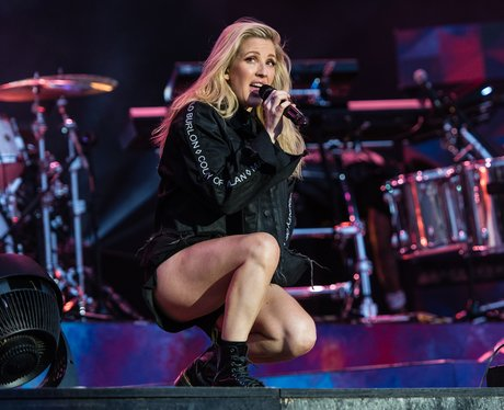 Ellie Goulding V Festival 2017