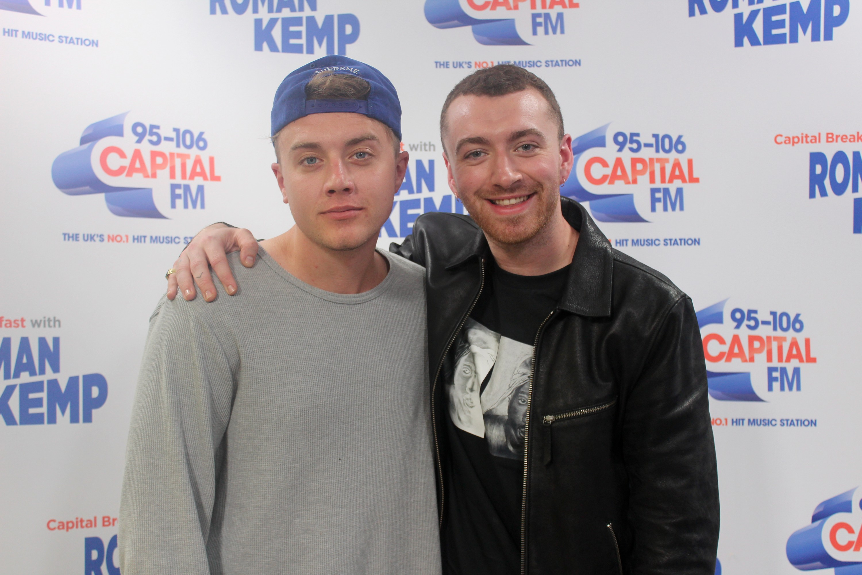 Sam Smith on Capital Breakfast with Roman Kemp