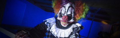 Scream Factory Clown