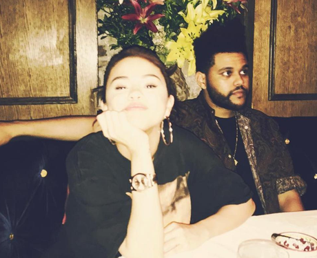 Selena Gomez & The Weeknd