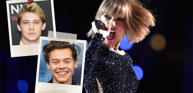 taylor swift song harry styles