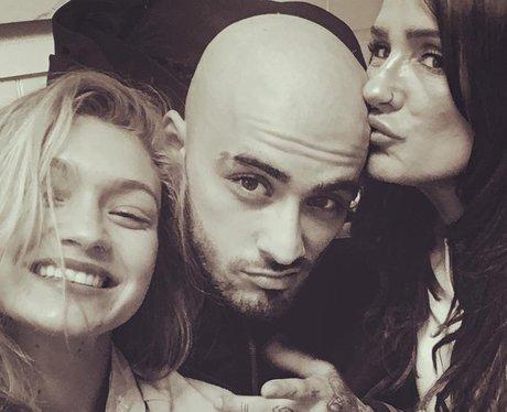 Zayn Malik's Bald Head