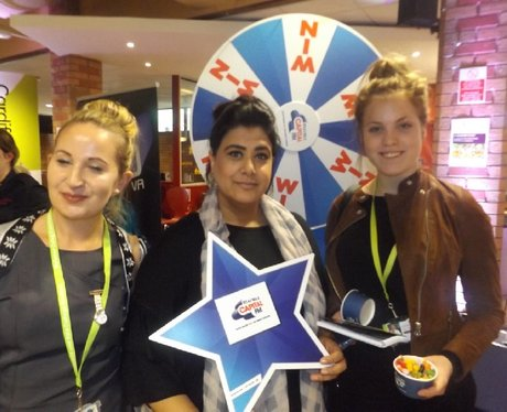 CAVC Barry Freshers Fayre