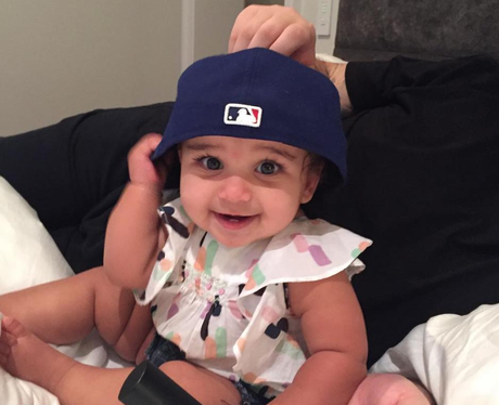 Dream Kardashian looks seriously cute as she enjoy