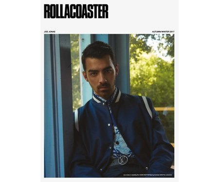 Joe Jonas Rollacoaster