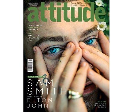 Sam Smith for Attitude Magazine