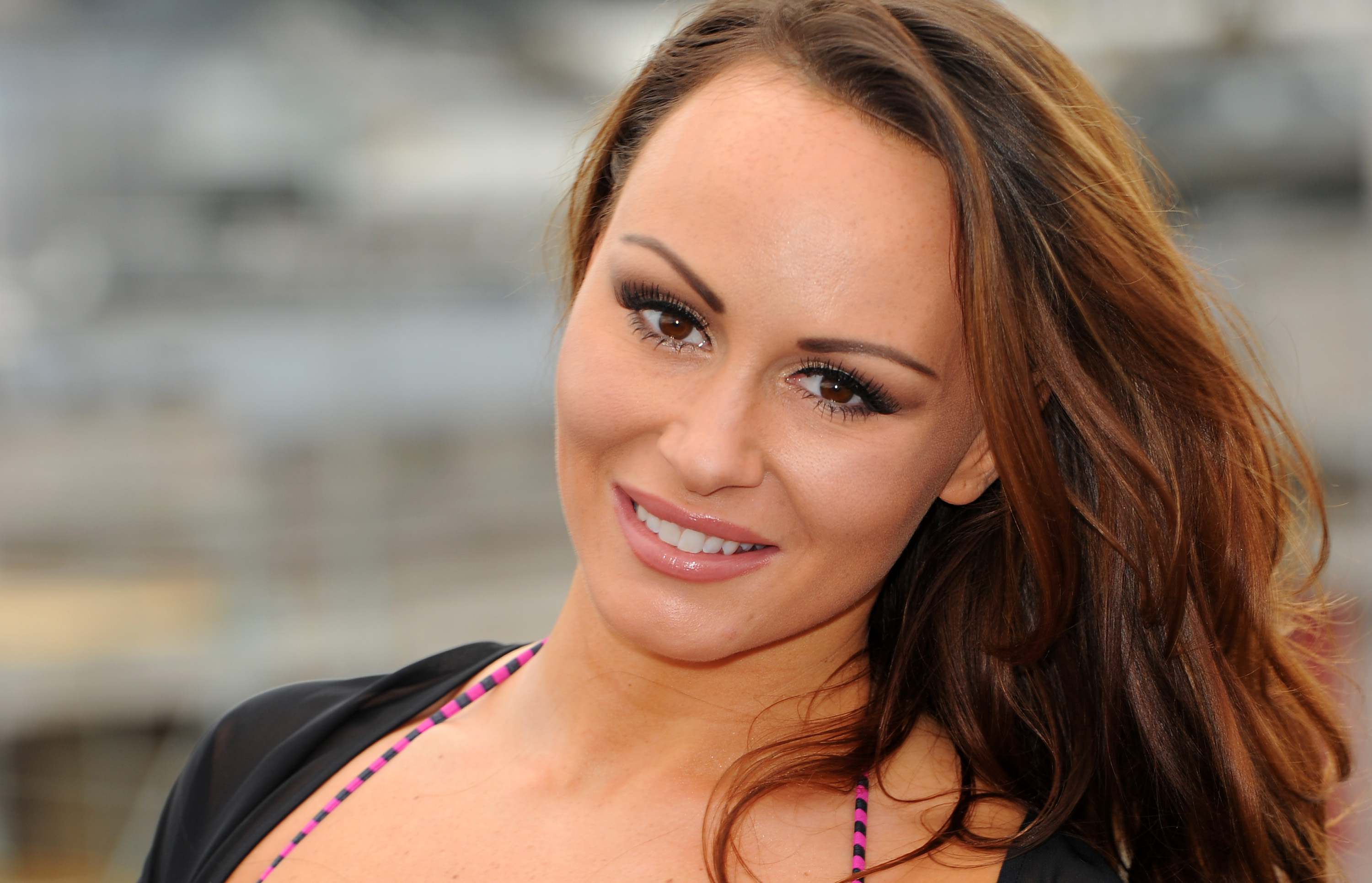 Chanelle Hayes Photocall