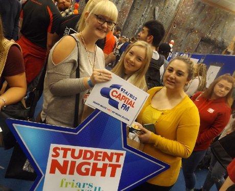 Friars Walk Student Night @ USW