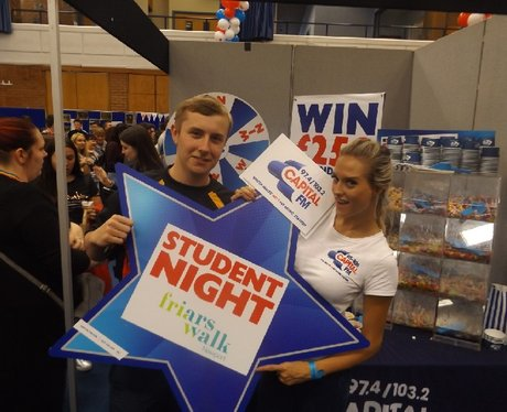 Friars Walk Student Night @ USW