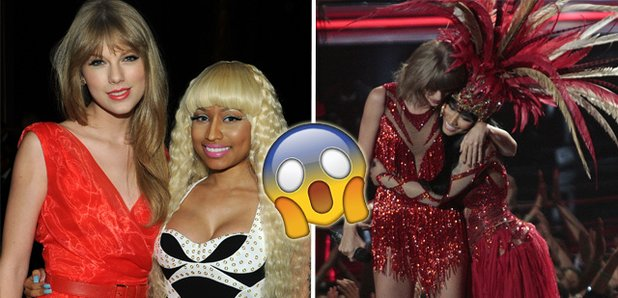 Nicki Minaj Taylor Swift Fans Are Teaming Up To Make Sure That Another Female Capital
