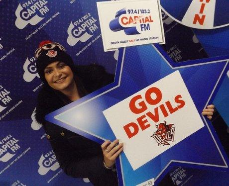 Cardiff Devils V Braehead Clan!