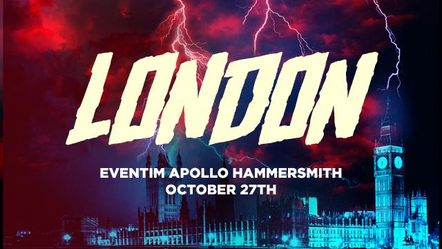 london monster mash up