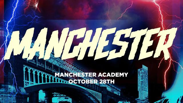 manchester monster mash up