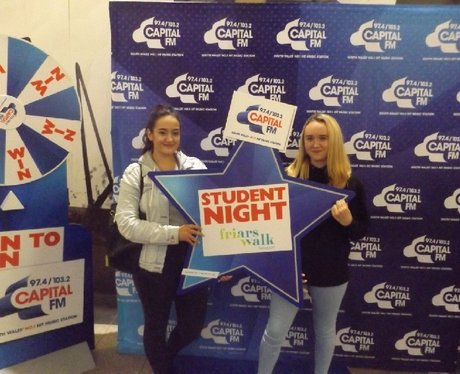 Student Night @ Friars Walk
