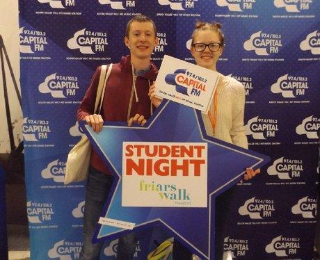 Student Night @ Friars Walk