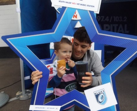Cardiff Blues V Newport Gwent Dragons