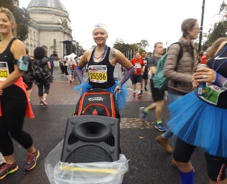 Cardiff Half Marathon 2017