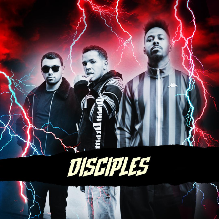 disciples monster mash up