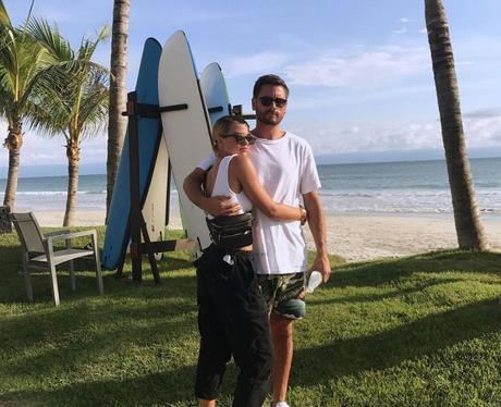 Sofia Richie and Scott Disick go Instagram officia