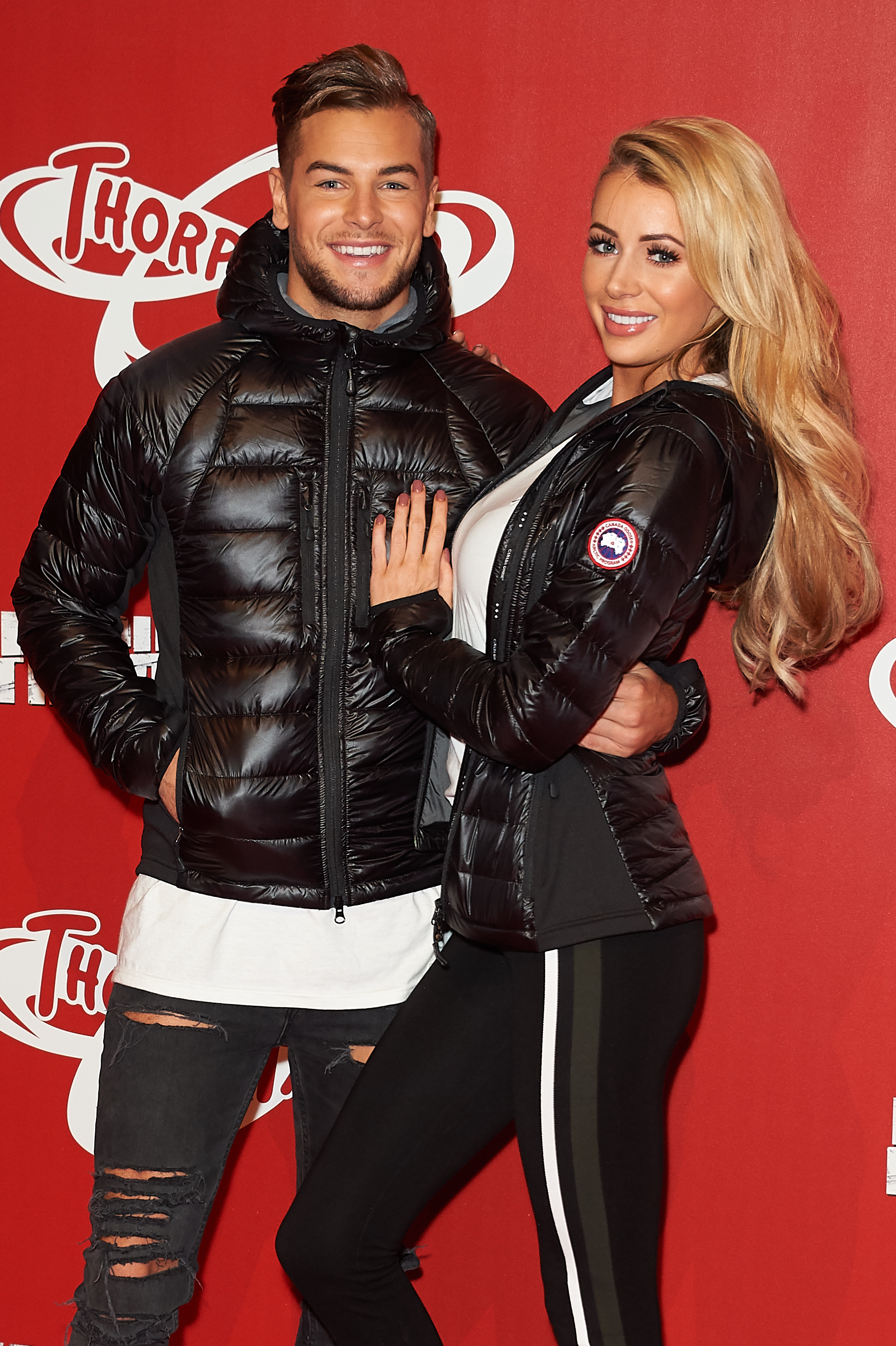 Chris Hughes & Olivia Attwood