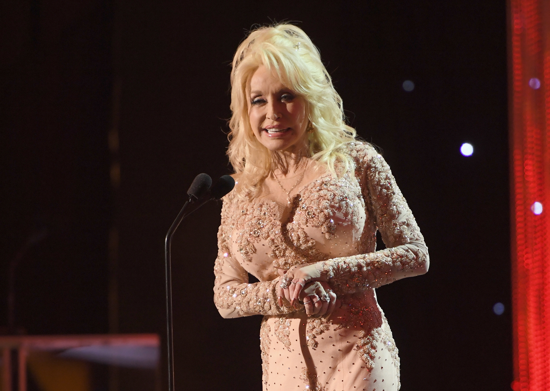 Dolly Parton 23rd SAGs