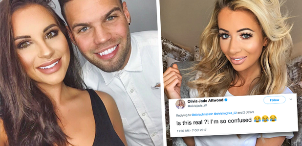 Olivia Attwood Reveals Her Shock As Dom Jess Are Pictured Copying