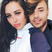 Image 6: Marnie Simpson and Casey Johnson reunited after he