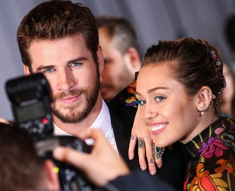 Miley Cyrus and Liam Hemsworth head to Chris Hemsw