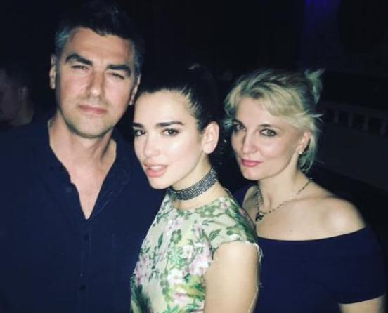 Guys, We Need To Talk About Dua Lipa's Dad    Because He Is