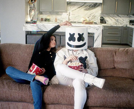 Selena Gomez and Marshmello are releasing a song t