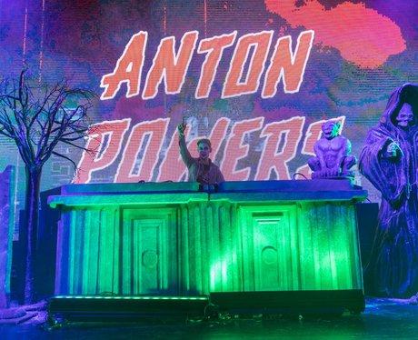 Capital's Monster Mash Up Liverpool Anton Powers