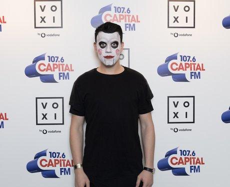 Capital's Monster Mash Up Liverpool Martin Jensen