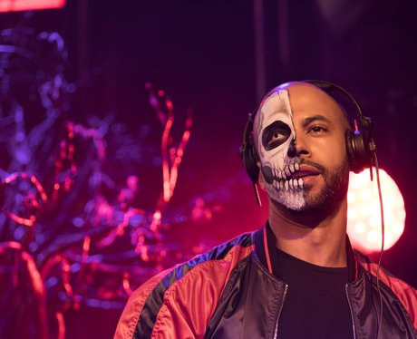 Capital's Monster Mash Up Liverpool Marvin Humes