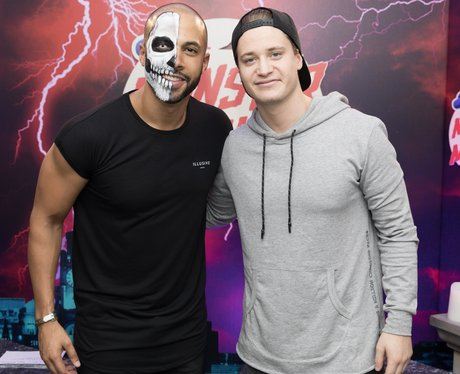 Capital's Monster Mash Up Liverpool Marvin Humes a