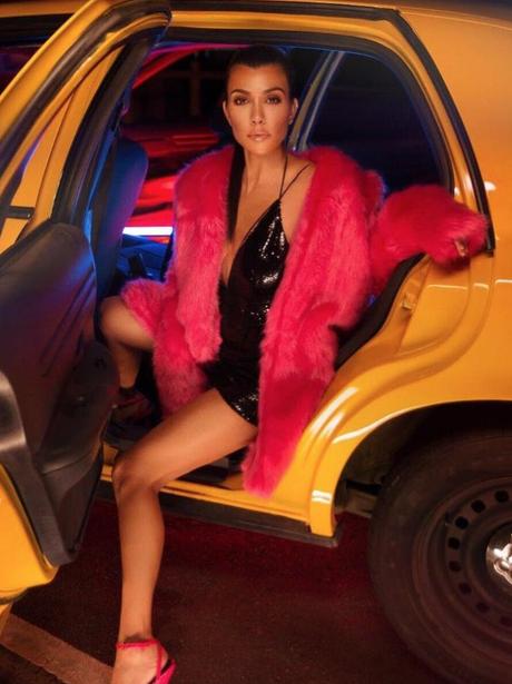 Kourtney Kardashian debuts new fashion collection