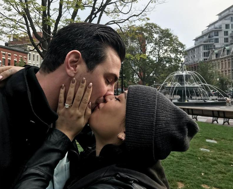 Pretty Little Liar's Mona is engaged!