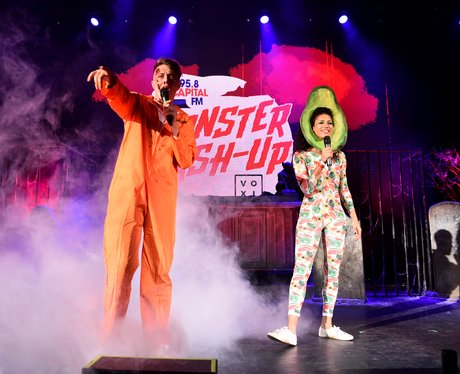 Roman and Vick On Stage Monster Mash-Up 2017