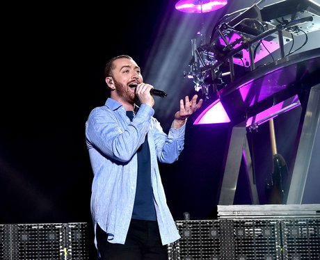 Sam Smith 2016 Coachella Valley Music Arts Fest