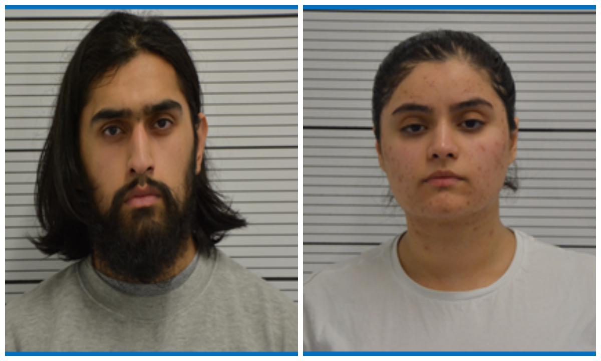 Ummariyat Mirza and Zainab Mirza