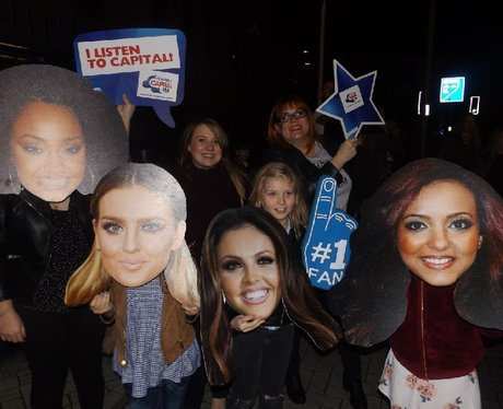 Little Mix @ Motorpoint Arena