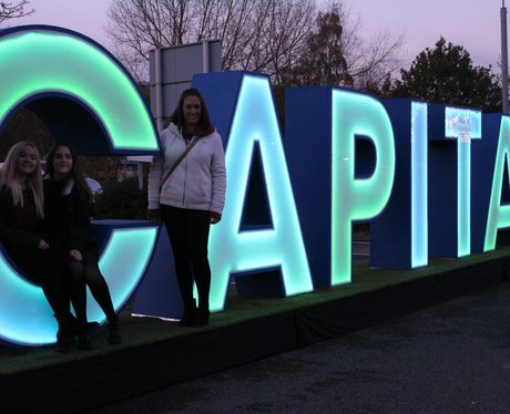 Capital Letters - Xmas Live 2017