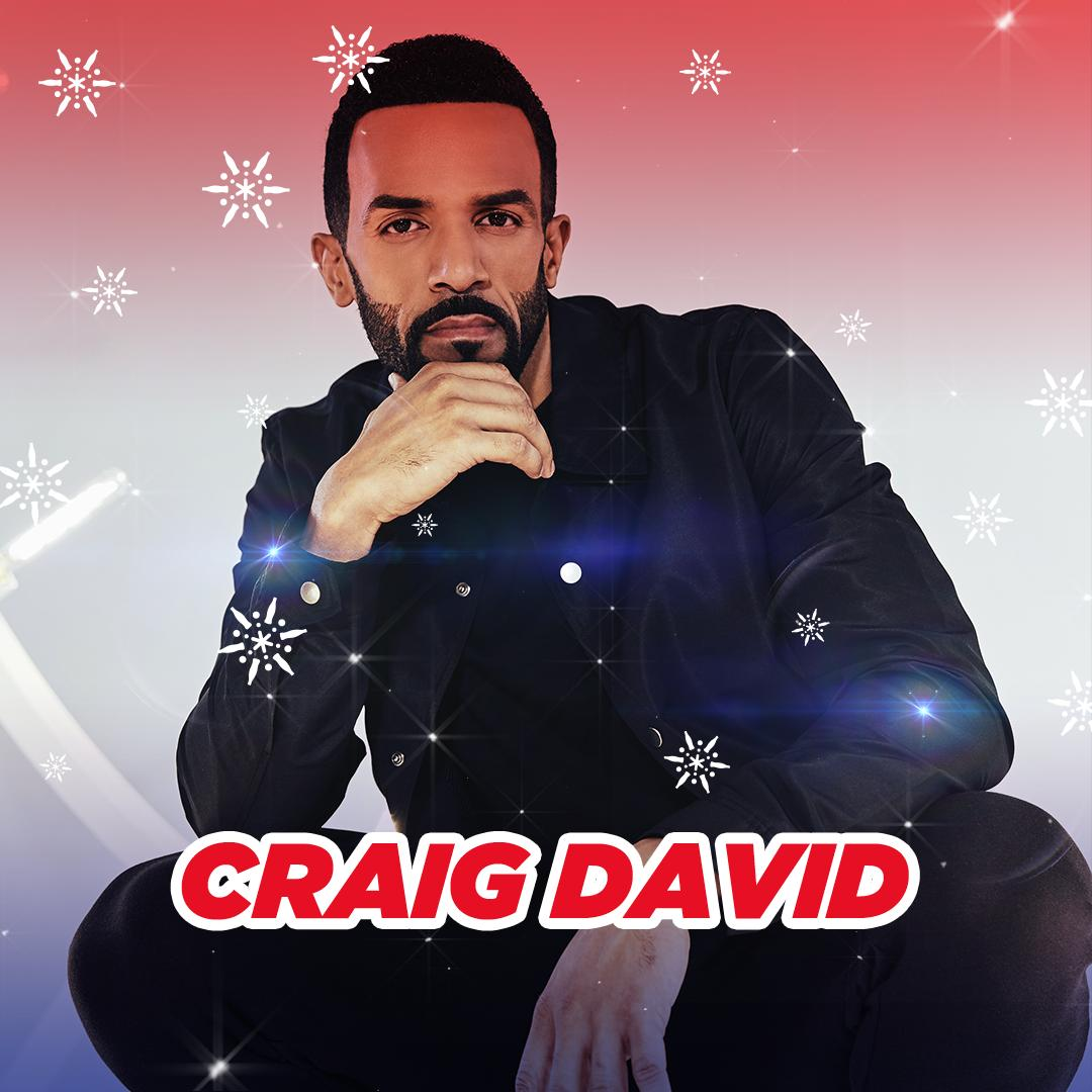 Craig David Jingle Bell Ball 2017 Reveal V2