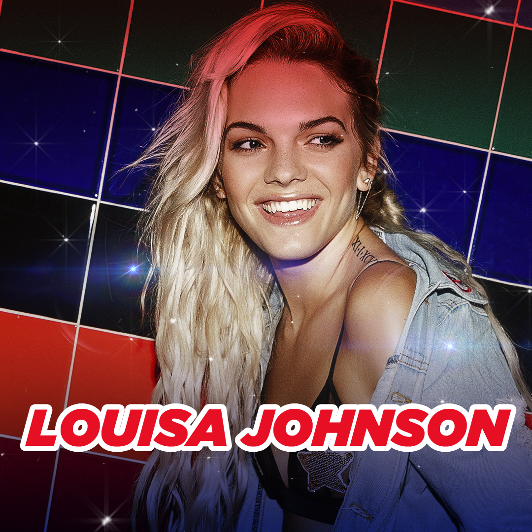 Louisa Johnson CapitalJBB Sunday artists Jingle Be