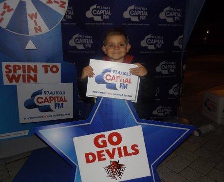 Cardiff Devils Vs Edinburgh Capitals