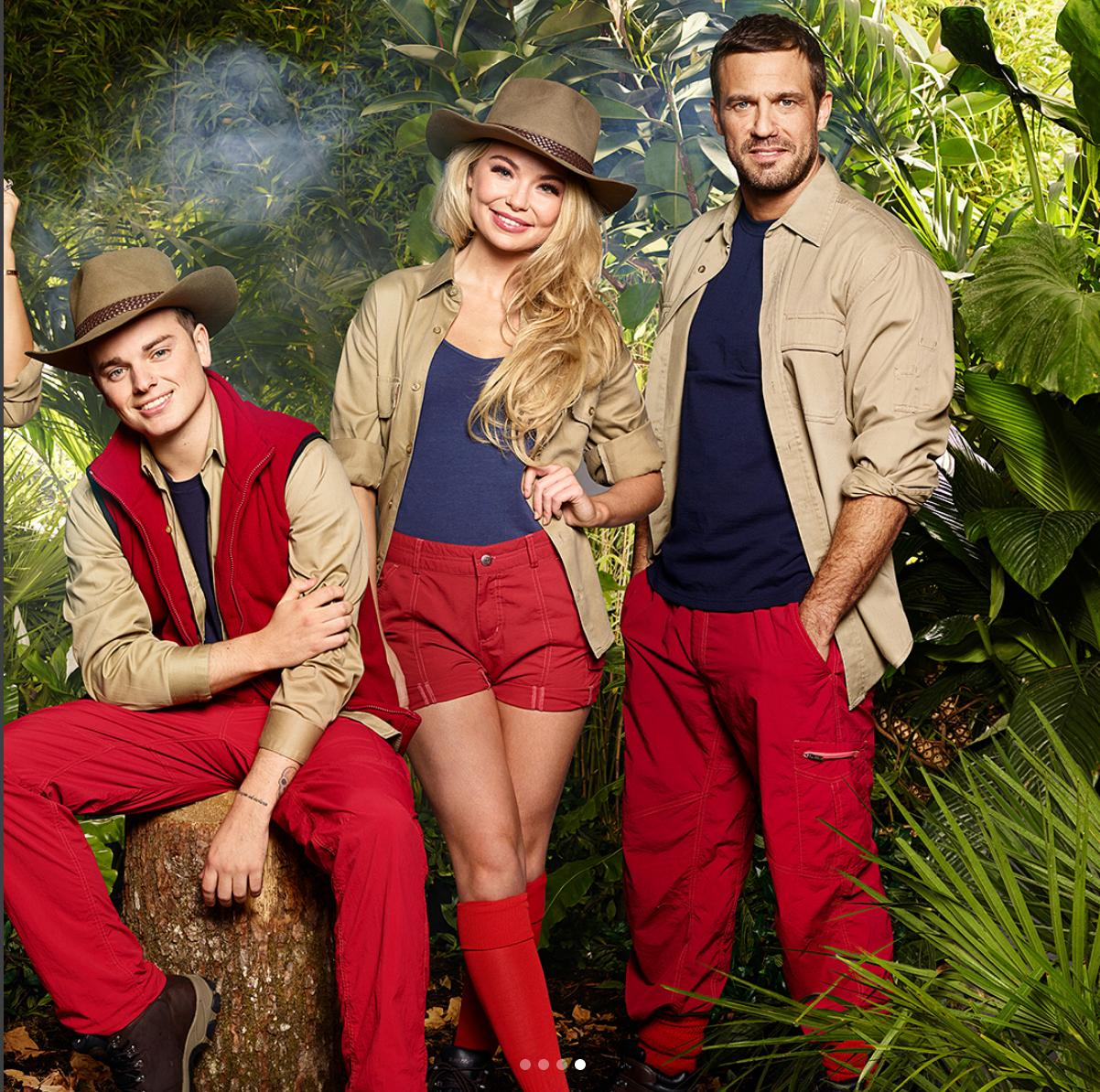I'm a Celebrity… line-up revealed | HELLO!